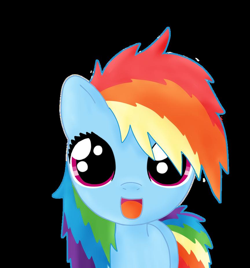 Cute Rainbow Dash Quotes Quotesgram
