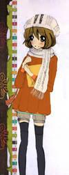 Sweater Girl by JelliBeani