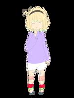Yumi Coloured by JelliBeani