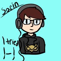 Sarin my love by Dragon12039
