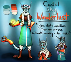 Cudal Sky Wanderlust by EnterTheDwelling