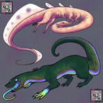 Some Dragon-like Creature Adopts [Both Open!]