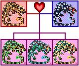 Slink Breeding - EYES7 x EYES12