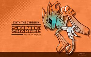 Zinth Trillous Sonic Channel Art