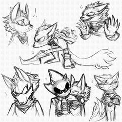 Alloy and Infinite Doodles