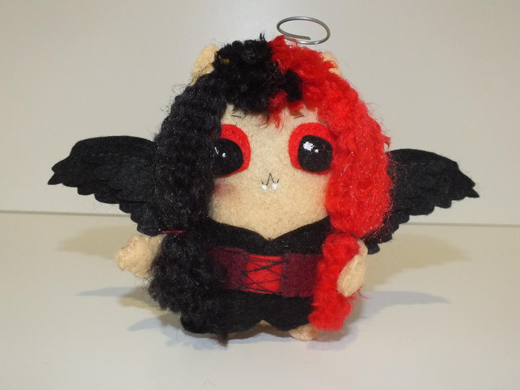 Black Angel by Nekolenchan