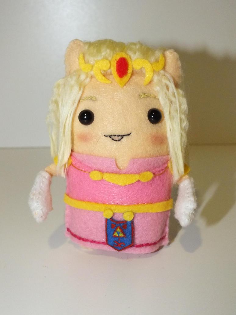 Princess Zelda by Nekolenchan