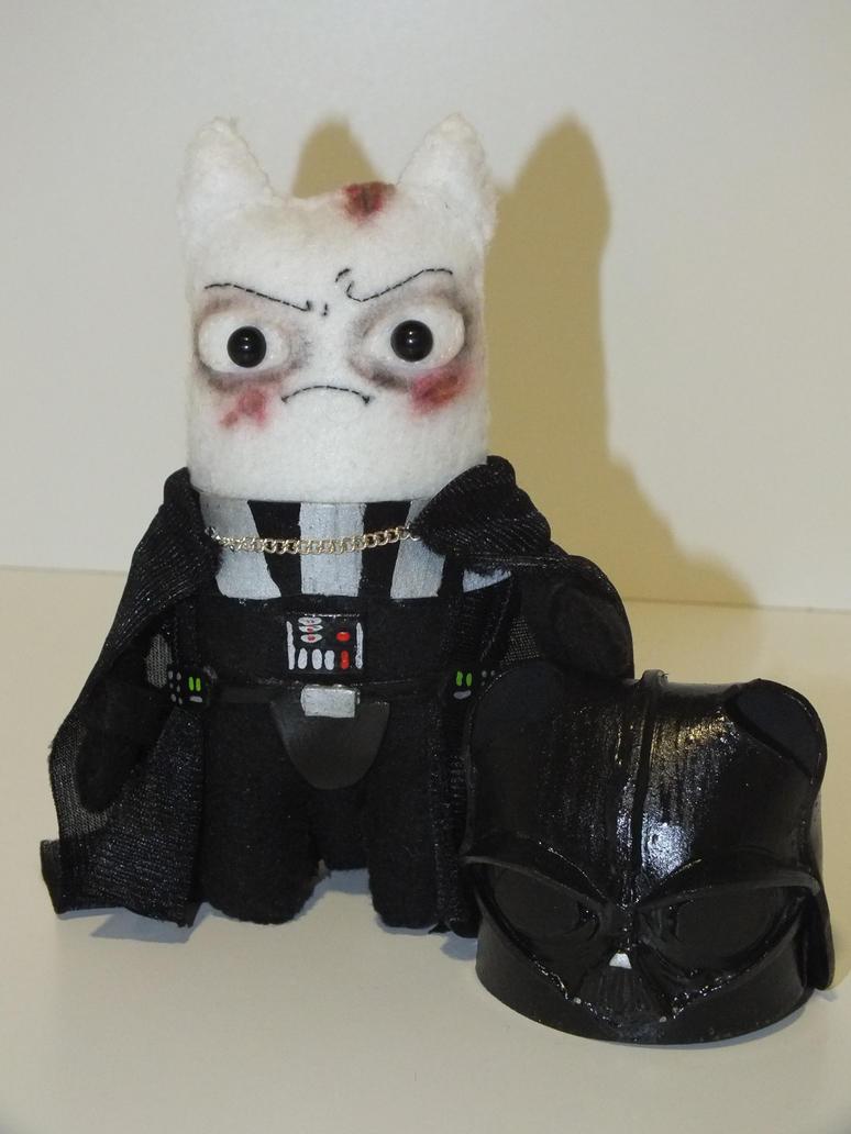 Darth Vader by Nekolenchan