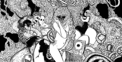 The Abortion of Venus by HeiYuBai