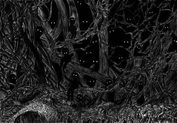 Children of the Deep Woods by HeiYuBai