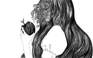 Rotten Apple by HeiYuBai