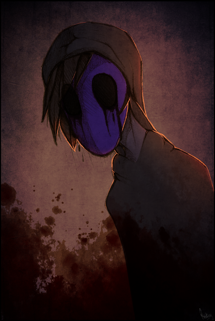 Eyeless Jack by Riikaruh