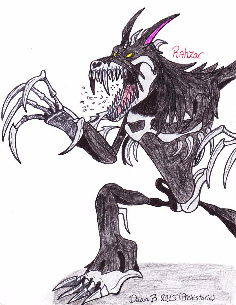 Shredder's Alpha Dog!! by XenoTeeth3