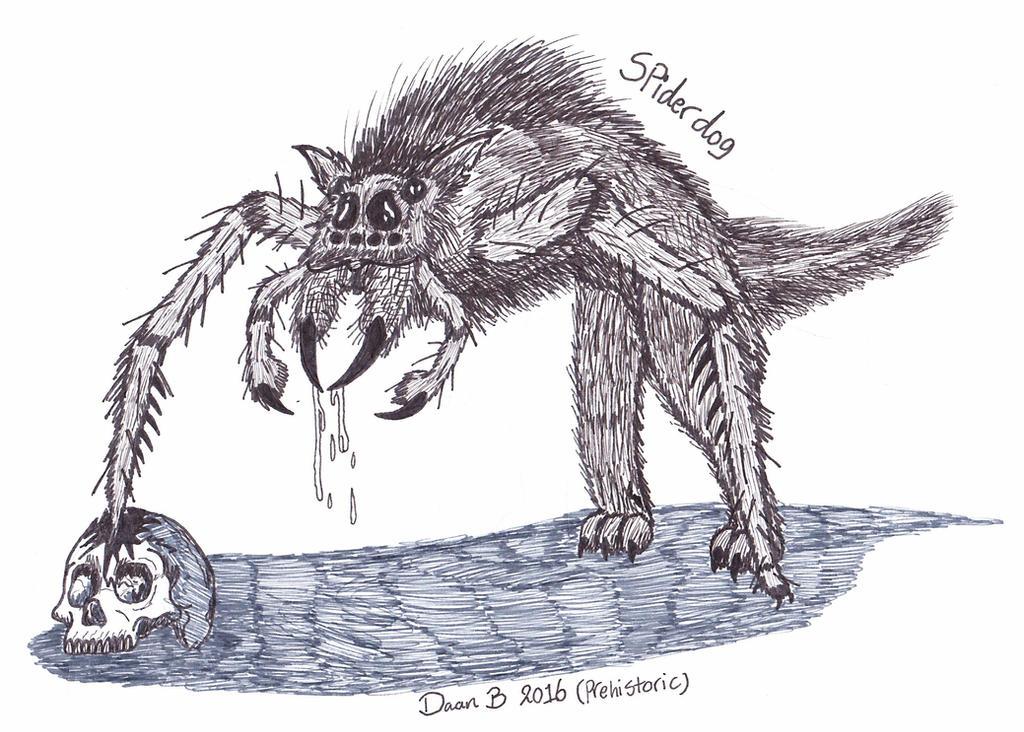 Spiderdog by XenoTeeth3