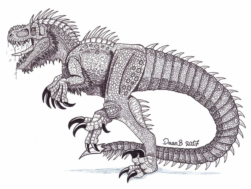 Gorosaurus by XenoTeeth3