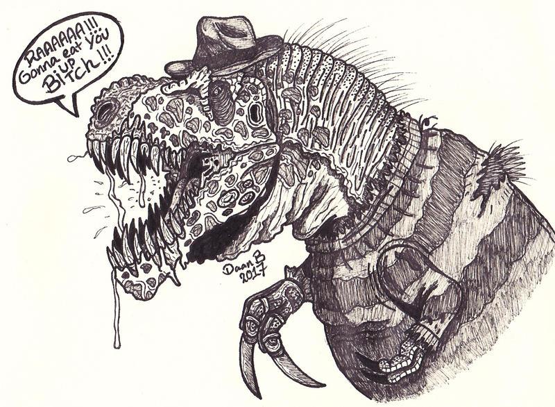 Freddy Rex by XenoTeeth3