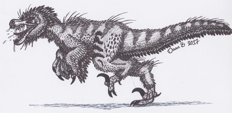 Velociraptor 2.0 by XenoTeeth3