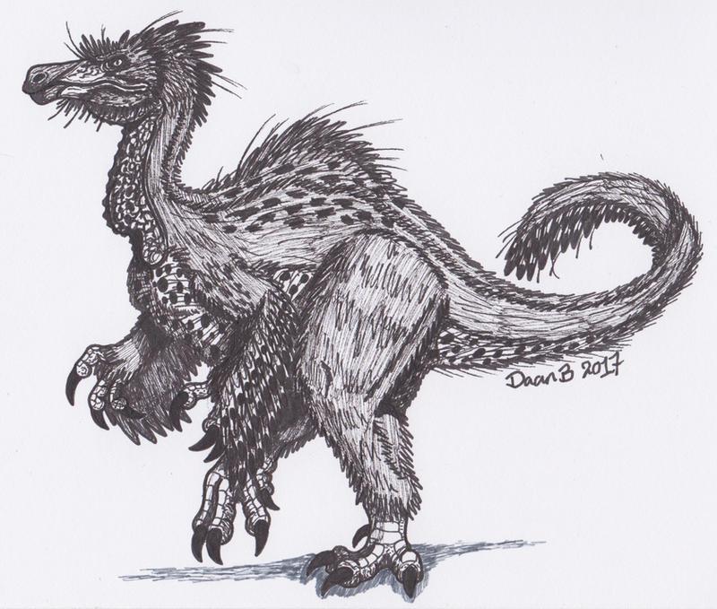Dino mutant by XenoTeeth3