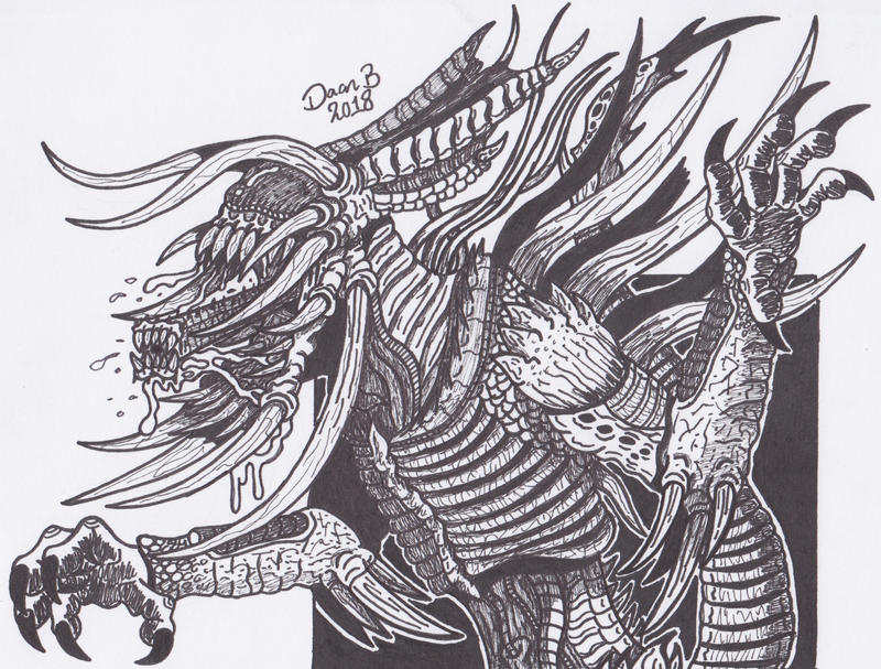 Tusks by XenoTeeth3
