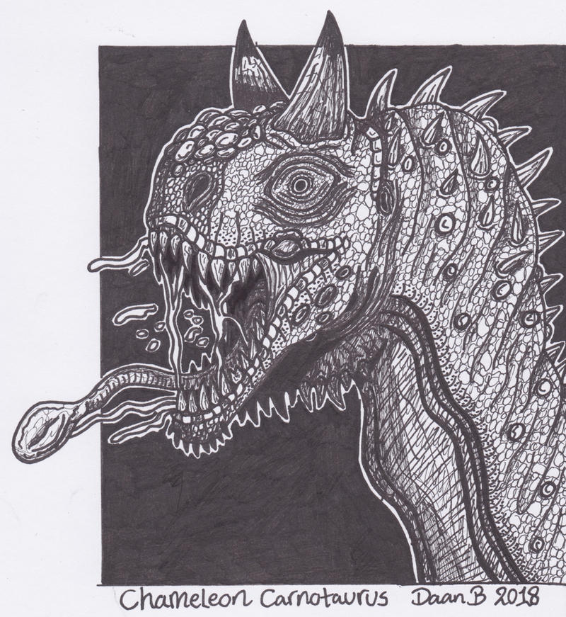 Chameleon Carno by XenoTeeth3