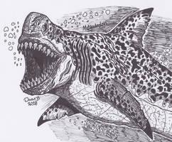 Bigger Jaws by XenoTeeth3