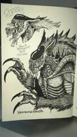 Werexenowolfmorph by XenoTeeth3