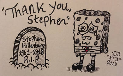 Thank you , Steve :'( by XenoTeeth3