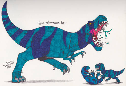 Fang (Primal T.rex)