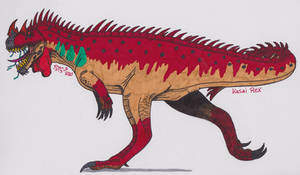 The Kasai Rex