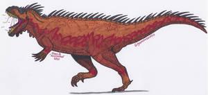 Giganotosaurus (spec.JW design)