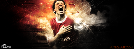 Samir Nasri - Arsenal FC by faacu14