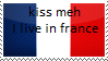 kiss me by jeanmouloude