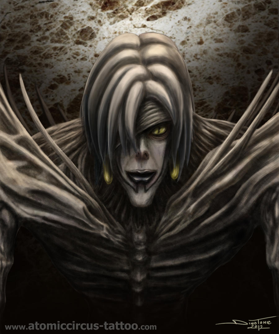 death note rem and ryuk - photo #14