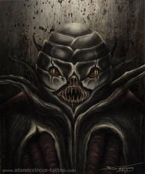 Sidoh Death Note by AtomiccircuS