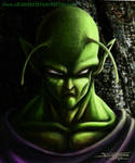 Piccolo from Dragonball