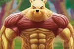 Bad ass Winnie Pooh