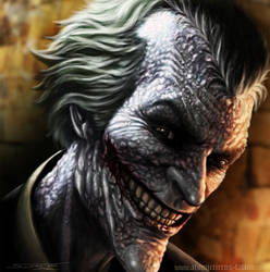 Joker by AtomiccircuS