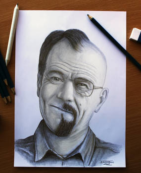 Breaking Bad : Walter White