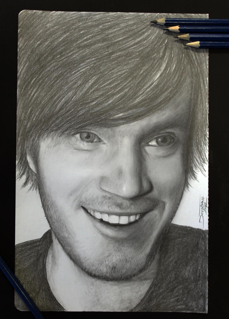 PewDiePie by AtomiccircuS
