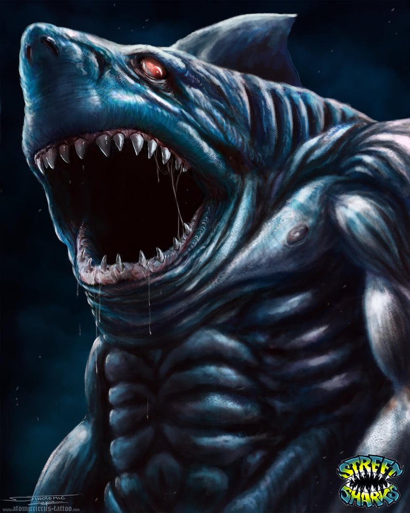 Street Sharks Ripster 336521088 moreover Blue Whale as well Shark Face Going Feral Style 424940940 also Stock Images Smiling Ferocious Shark Cartoon Grey Evil Grin Isolated White Mascot Design Image39346384 as well Fursona History. on tiger shark bite