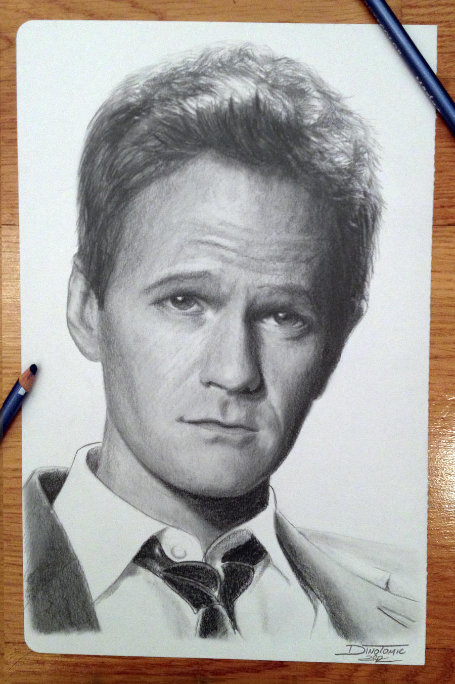 Barney Stinson by AtomiccircuS