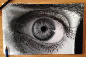 eye study by AtomiccircuS