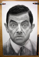 Mr. Bean by AtomiccircuS