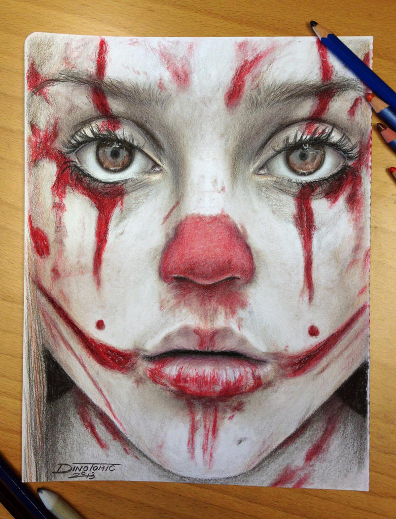 Color pencil drawing by AtomiccircuS on DeviantArt - photo#49
