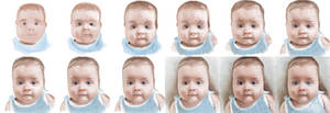 step by step ( baby drawing )