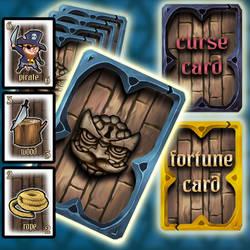 Board game Cards Design