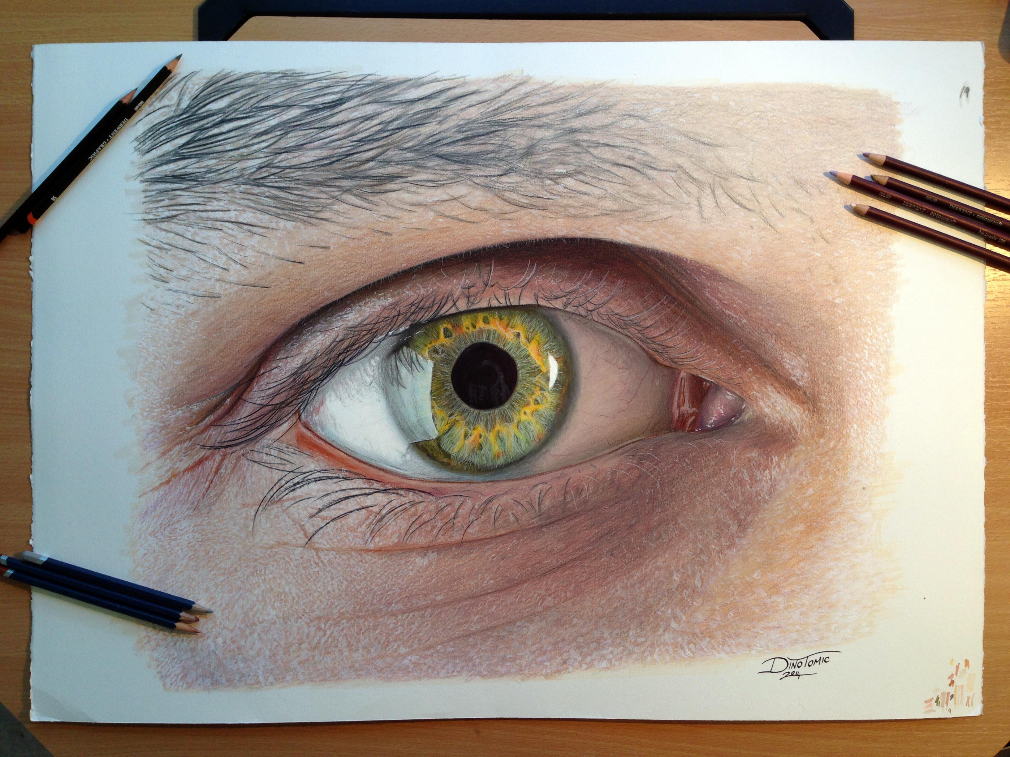 Рисунок карандашом - ФотоФания: бесплатные фотоэффекты и
