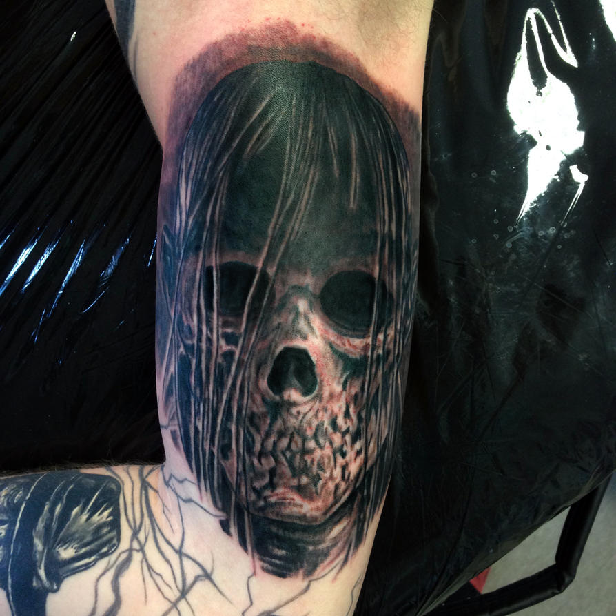 Skull Tattoo by AtomiccircuS on DeviantArt