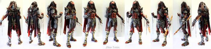Rapido Master Predator Paint Job by AtomiccircuS