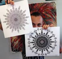 Mandala Designs by AtomiccircuS
